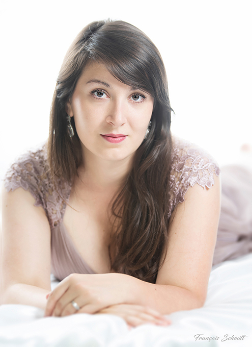 chloé Jacob soprano artiste lyrique